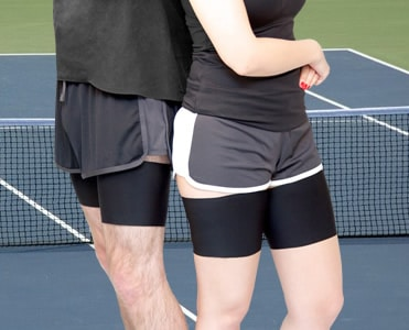 Unixes couple tennis