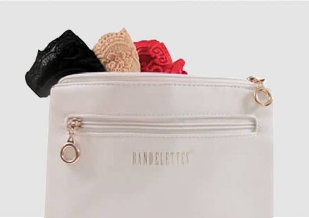 Bandelettes Carry Pouch