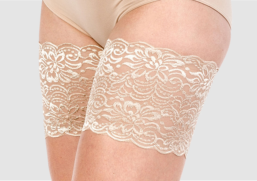 photo How to Prevent Chafing Between Your Legs