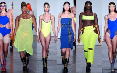 NYFW Bandelettes Colaboration with Chromat